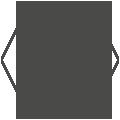 Opus skiva hexagon